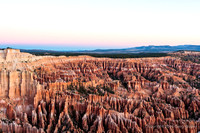 Shots From Various Lookouts In Bryce Cyn Nat. Park